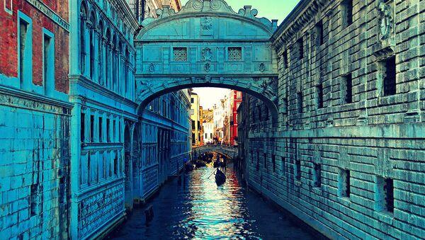 Il ponte dei sospiri, Venezia - Sputnik Italia