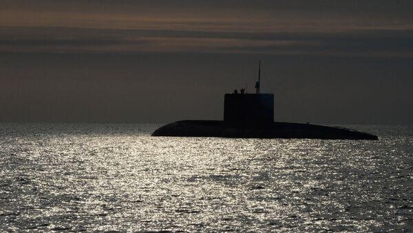 Submarine of the Varshavyanka class - Sputnik Italia