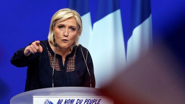 Le Pen - Sputnik Italia