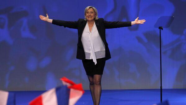 Marine Le Pen - Sputnik Italia