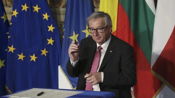 Jean-Claude Juncker - Sputnik Italia