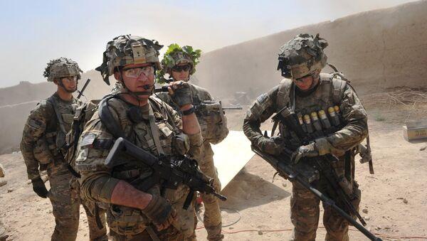 Militari USA in Afghanistan - Sputnik Italia