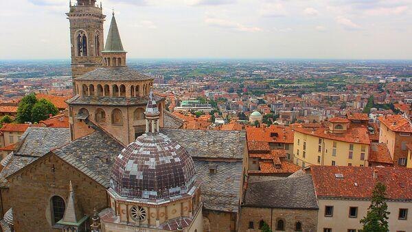 Bergamo, Italia - Sputnik Italia