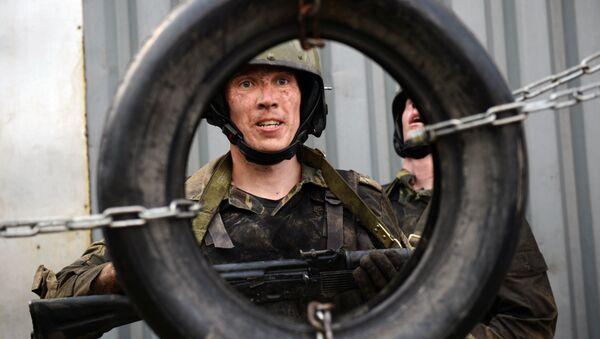 Il Giorno della Guardia Nazionale Russa - Sputnik Italia