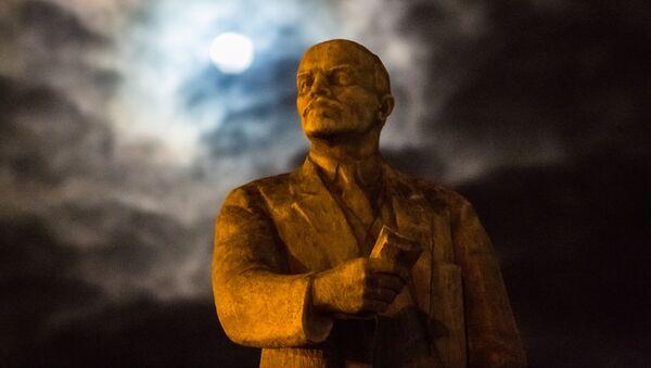 Statua di Lenin - Sputnik Italia