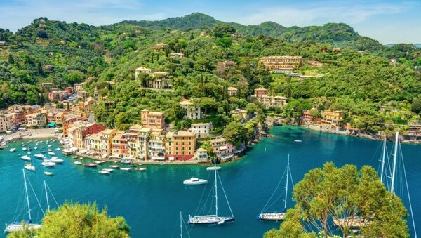 Portofino, Italia - Sputnik Italia