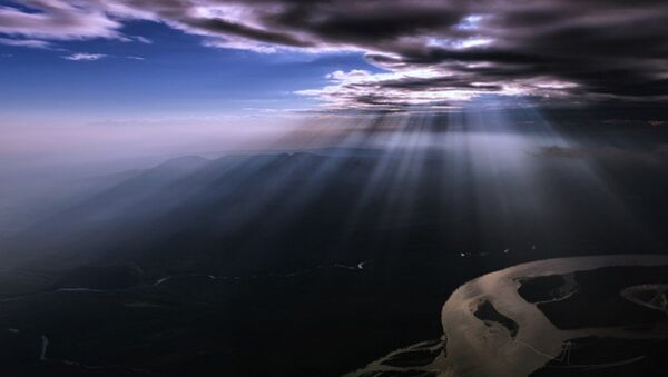 Alaska from above - Sputnik Italia