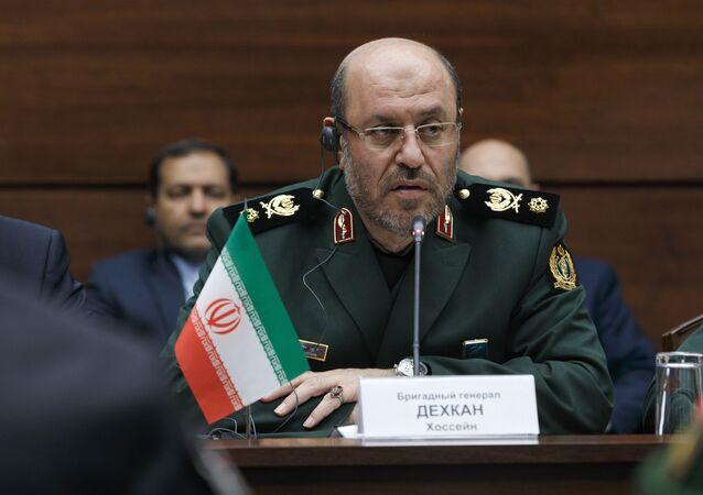 Hossein Dehghan (foto d'archivio)