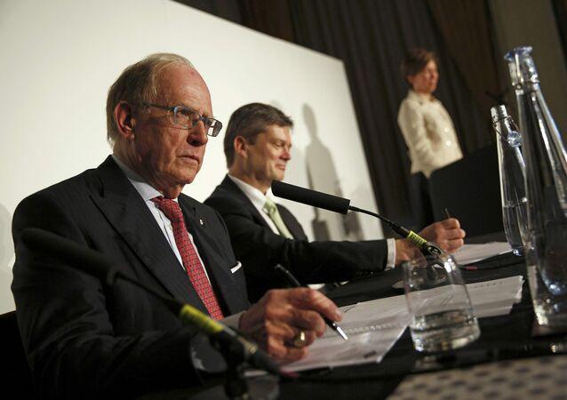 Richard Mclaren alla WADA