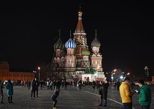 La Cattedrale di San Basilio, Mosca