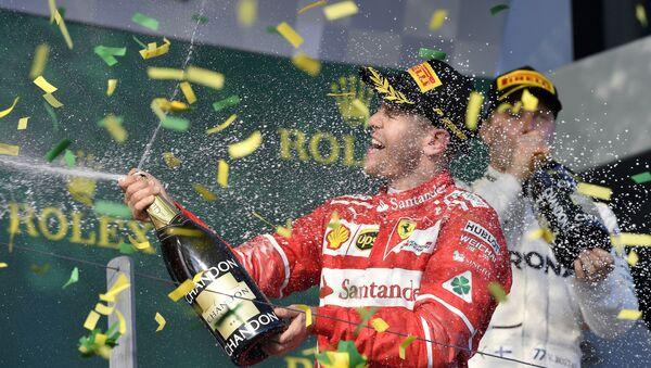 Sebastian Vettel - Sputnik Italia