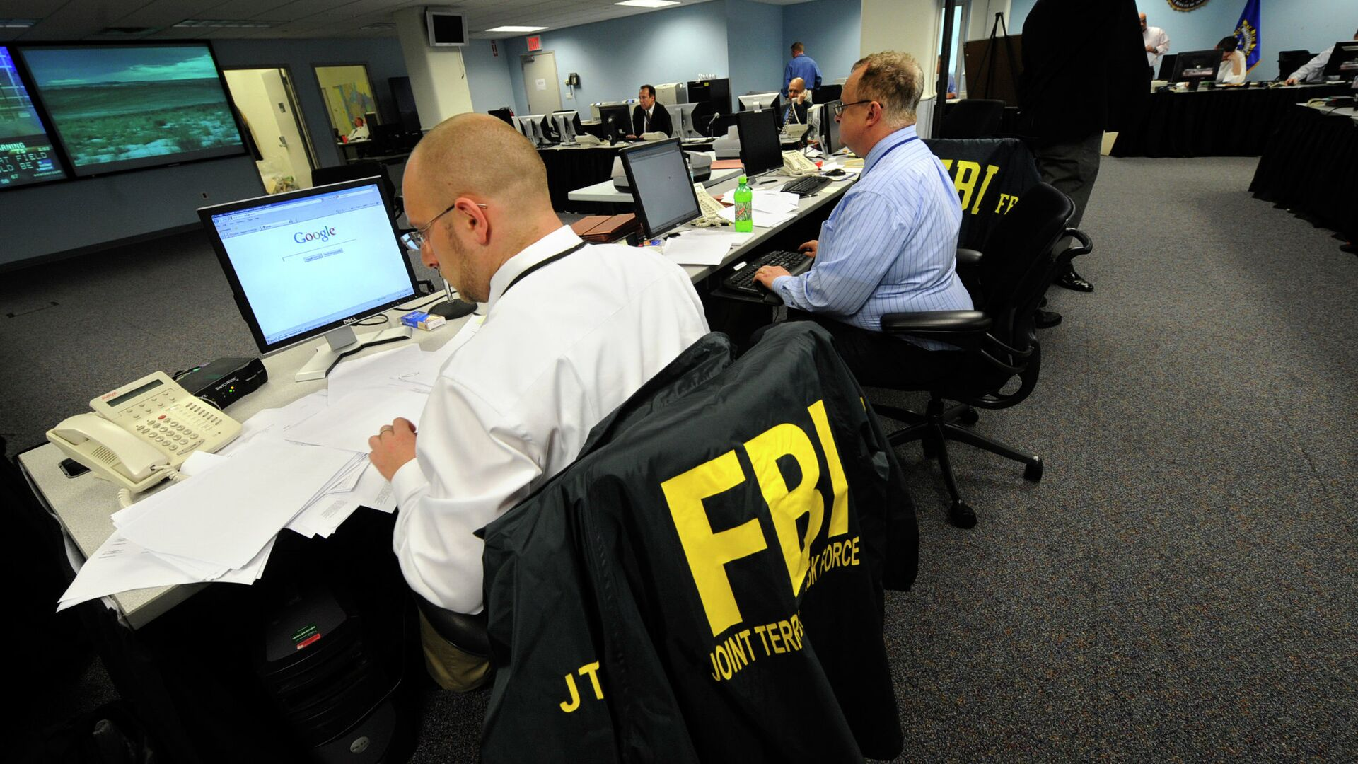The FBI's increased focus on surveilling the Internet has officials worried they've created a bureau of couch potatoes, so for the first time in 16 years, they're bringing back the fitness test, the New York Times reports. - Sputnik Italia, 1920, 08.06.2021