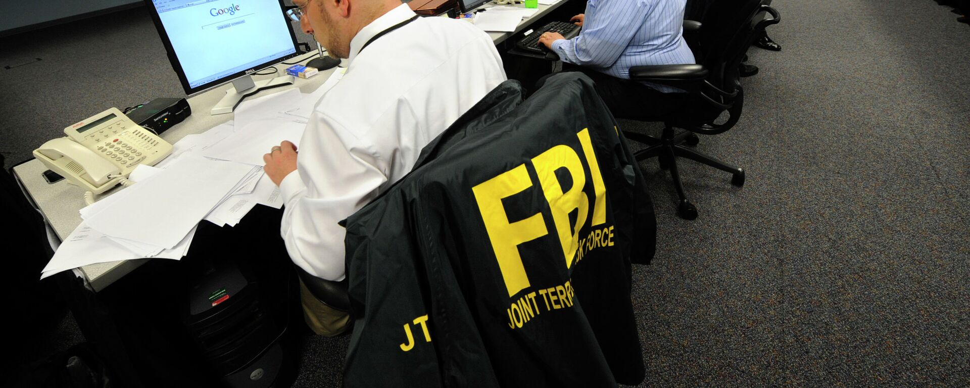 The FBI's increased focus on surveilling the Internet has officials worried they've created a bureau of couch potatoes, so for the first time in 16 years, they're bringing back the fitness test, the New York Times reports. - Sputnik Italia, 1920, 17.01.2021
