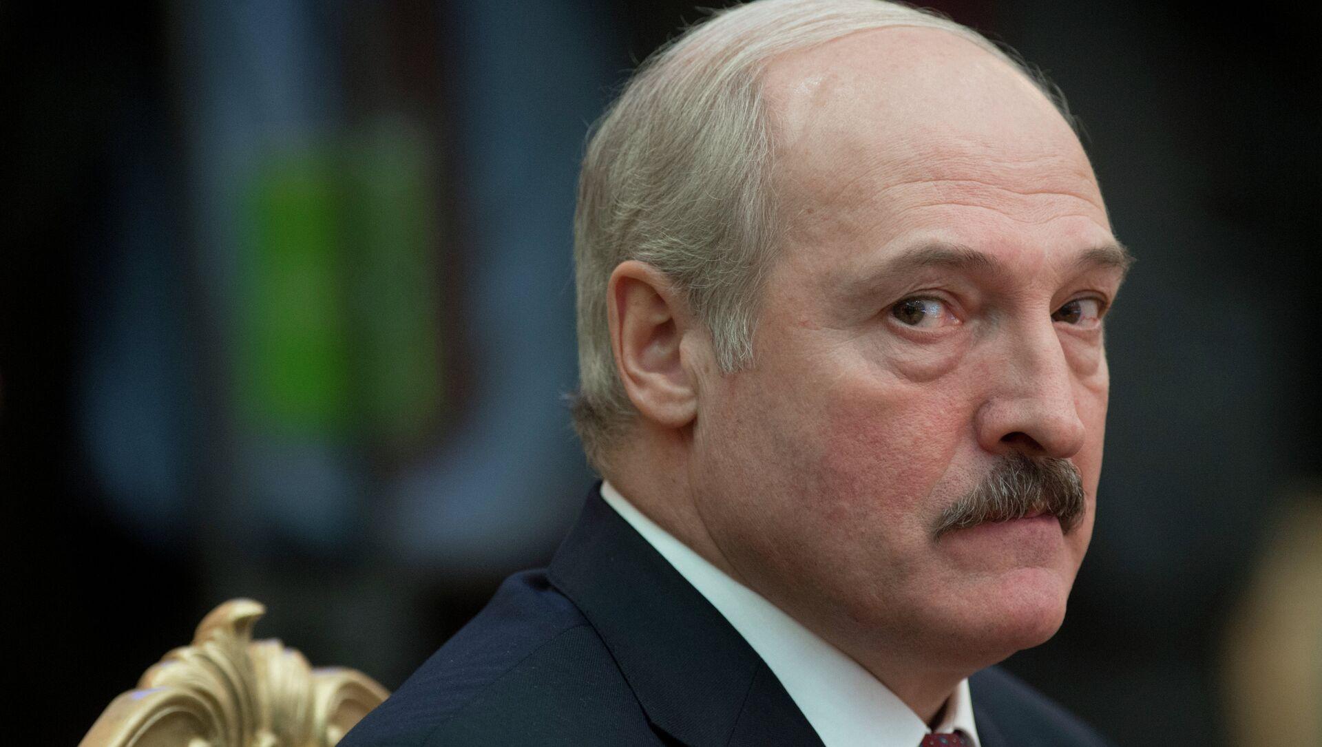 Il presidente della Bielorussia Alexander Lukashenko - Sputnik Italia, 1920, 25.02.2021