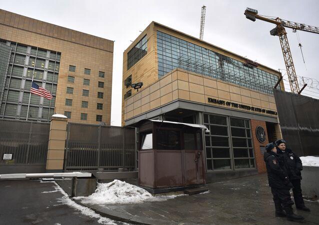 Ambasciata degli USA a Mosca