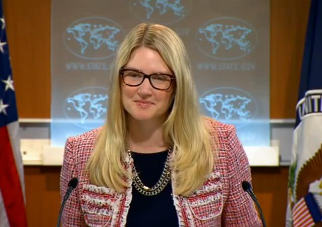 Portavoce Dipartimento di Stato USA Marie Harf