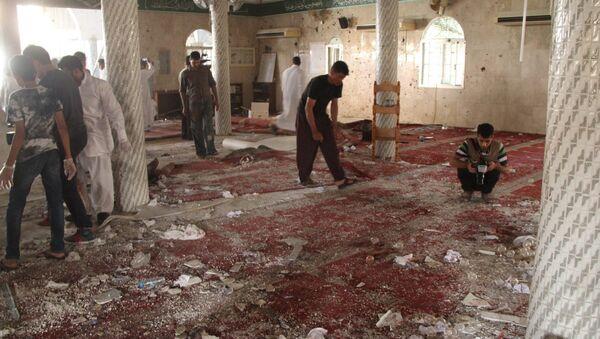 Attentato in moschea sciita della provincia di Al-Qatif, Arabia Saudita - Sputnik Italia