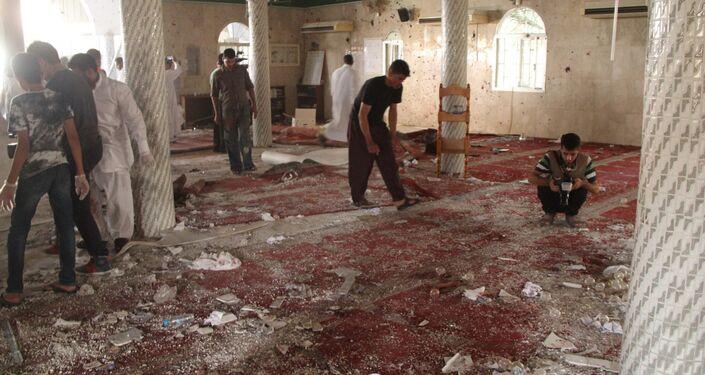 Attentato in moschea sciita della provincia di Al-Qatif, Arabia Saudita