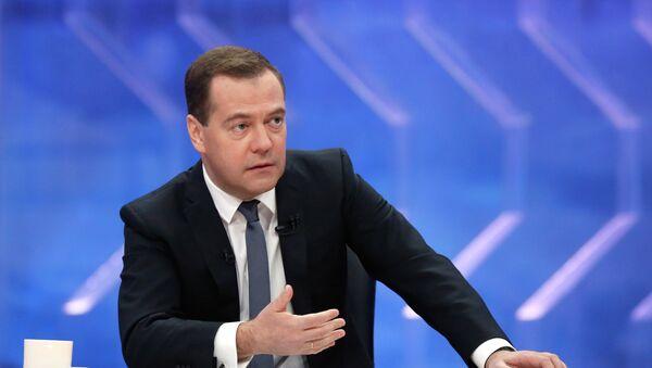 Dmitry Medvedev - Sputnik Italia