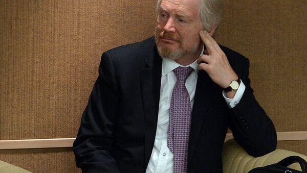 Vice ministro delle Finanze Sergey Storchak - Sputnik Italia