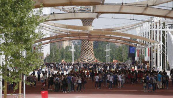 Expo 2015, Nutrire il pianeta, energia per la vita - Sputnik Italia