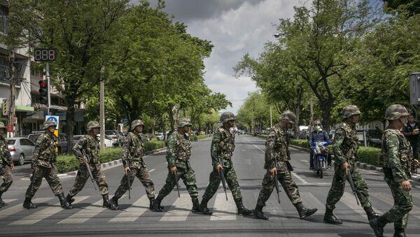 Soldati thailandesi - Sputnik Italia