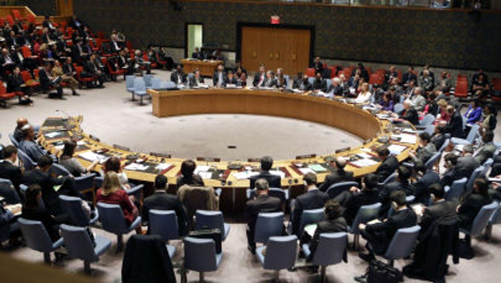 Consiglio di Sicurezza ONU - Sputnik Italia, 1920, 17.05.2021