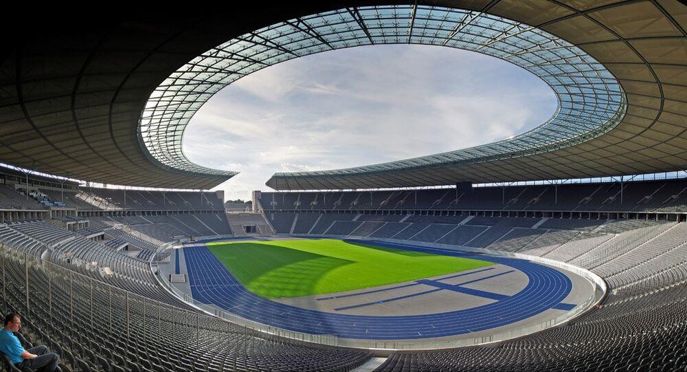 Berlino Olympiastadion, teatro della finale di Champions League 2015