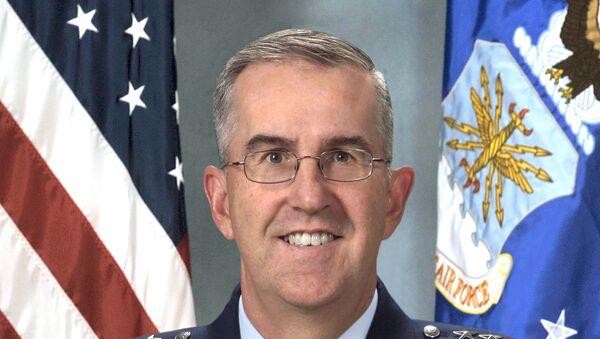 Generale John Hyten, comandante dello Stratcom - Sputnik Italia
