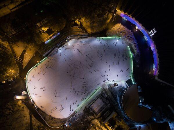 Mosca vista dall'alto - Sputnik Italia
