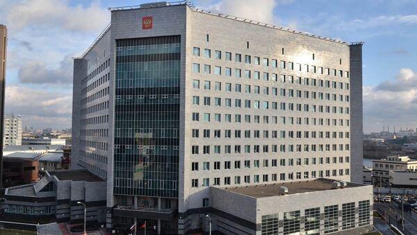 Corte della città di Mosca - Sputnik Italia