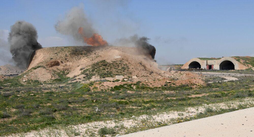La situazione in Siria dopo l'attacco USA (foto d'archivio)