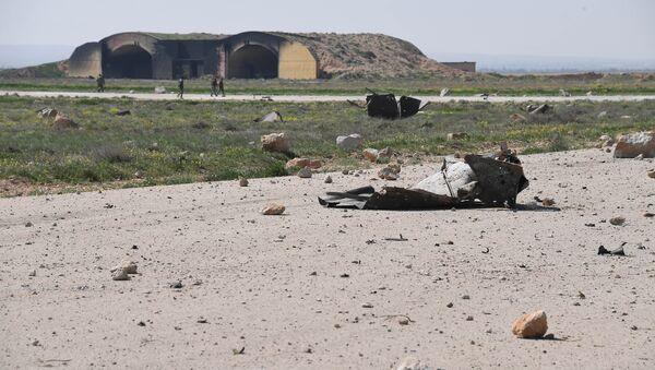 La situazione in Siria dopo l'attacco USA - Sputnik Italia