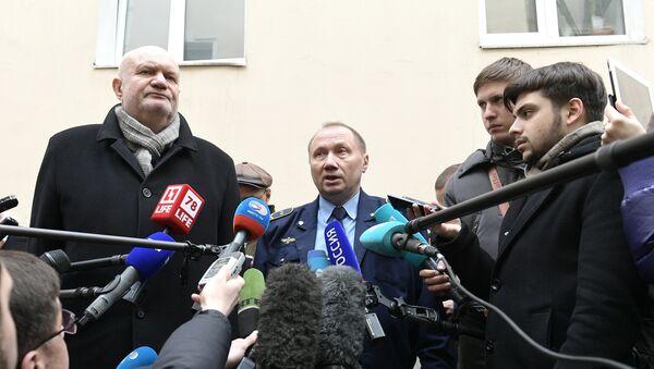 Il macchinista Aleksandr Kaverin - Sputnik Italia
