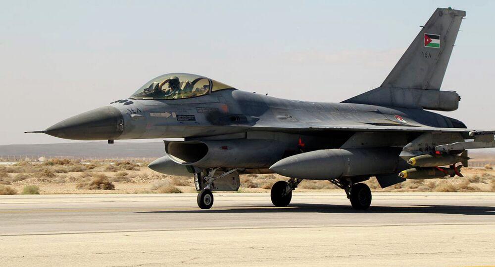 Caccia coalizione USA in Siria (foto d'archivio)