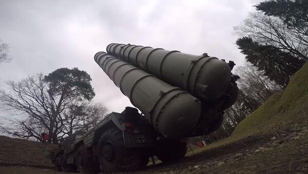 La giornata delle truppe della difesa antiaerea - Sputnik Italia