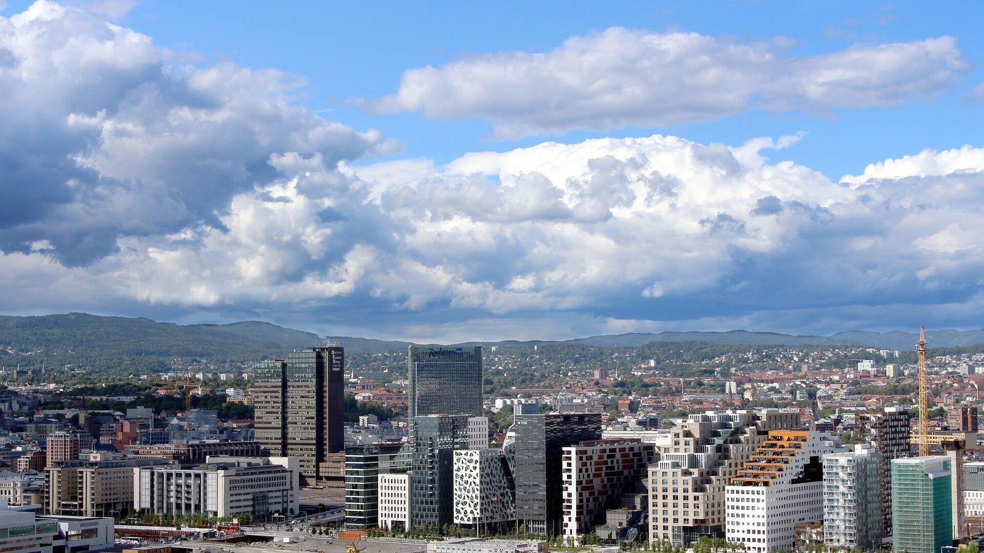 Oslo, Norvegia - Sputnik Italia, 1920, 05.08.2021