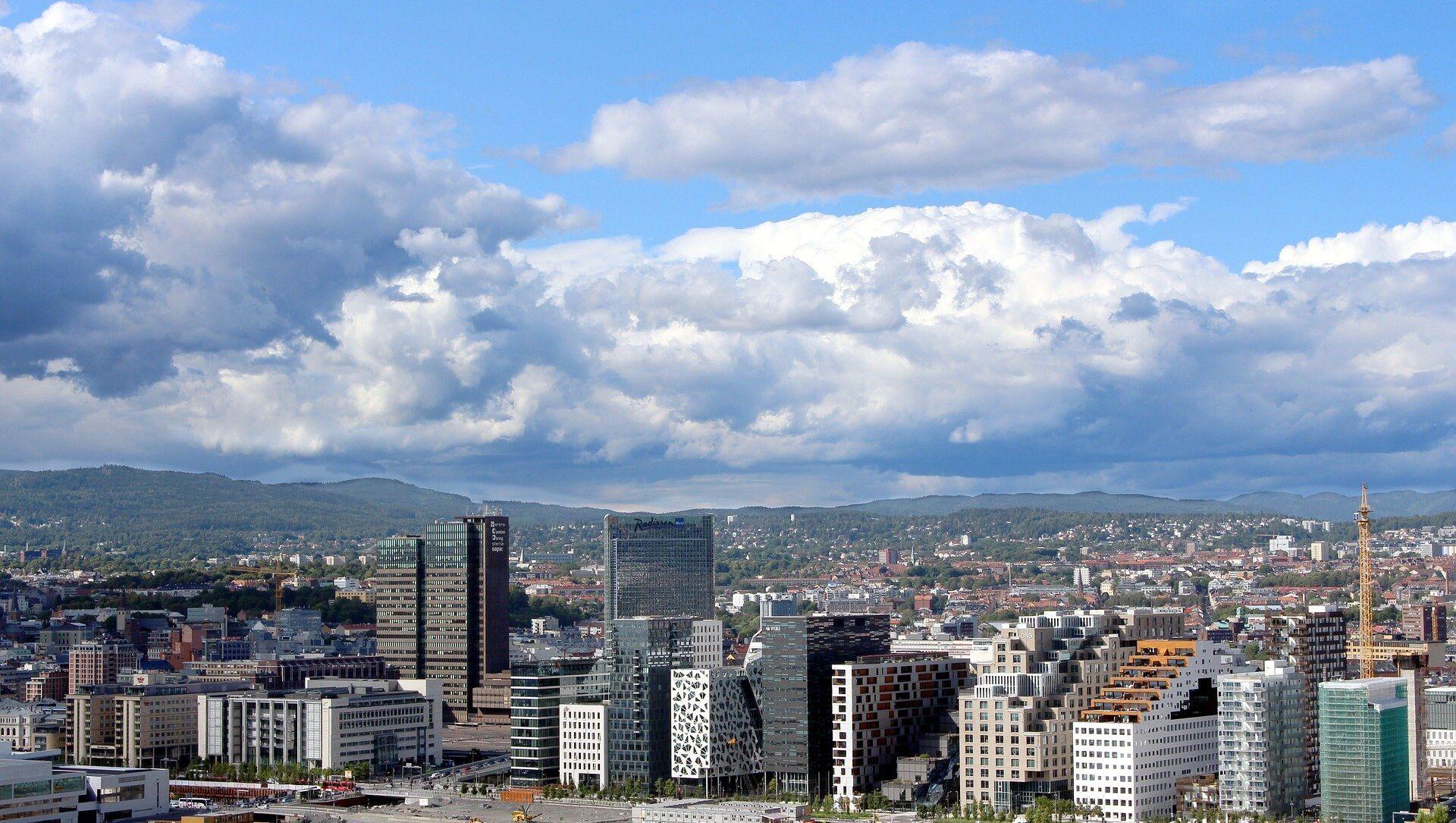 Oslo, Norvegia - Sputnik Italia, 1920, 20.04.2021