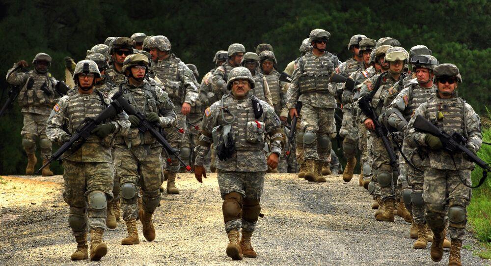 Militari degli USA