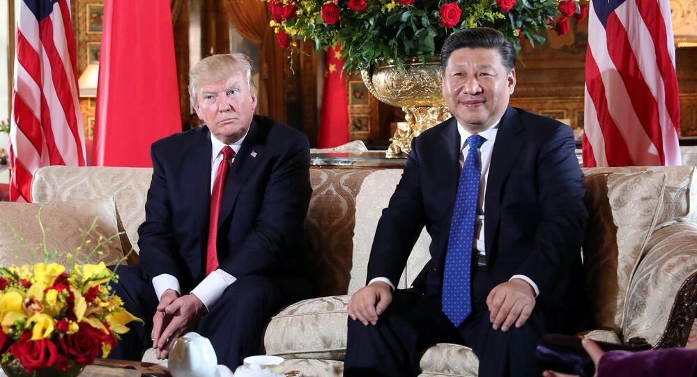 Coronavirus, Trump e Xi Jinping: inizio di una collaborazione