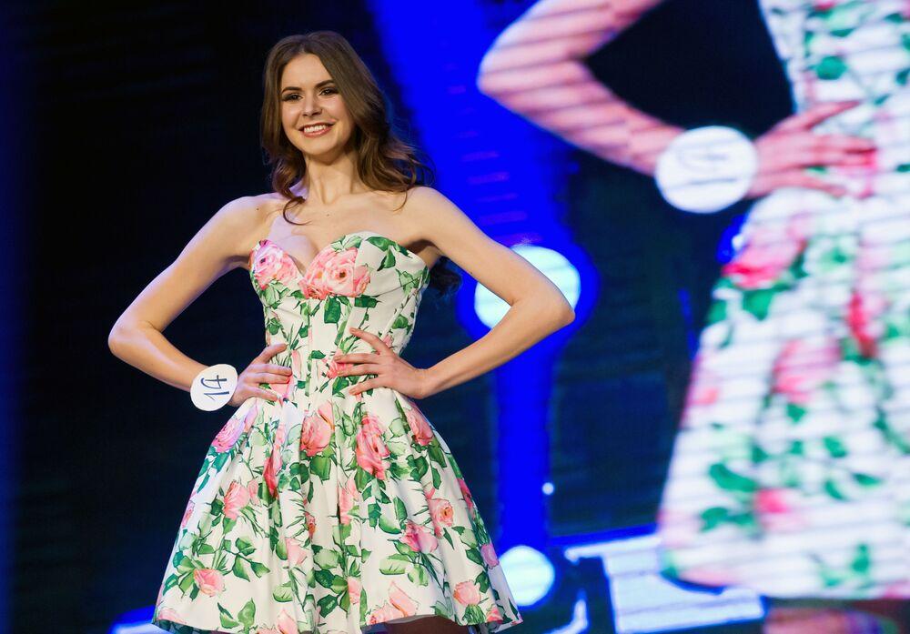Il concorso di bellezza Miss Crimea 2017