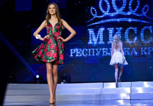 Il concorso di bellezza Miss Crimea 2017 - Sputnik Italia