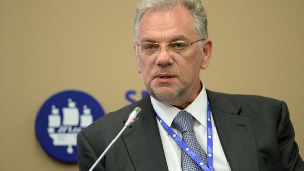 Il direttore FSMTC Dmitry Shugaev - Sputnik Italia