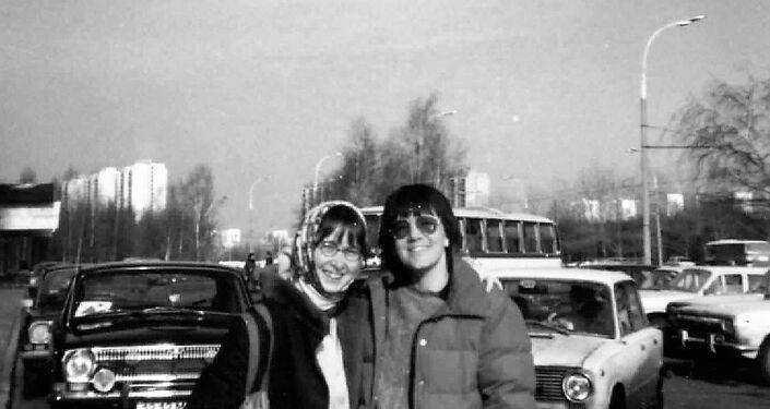 """Le protagoniste del romanzo """"Quell'anno a Mosca, 1980-1981"""" da Anna Roberti"""