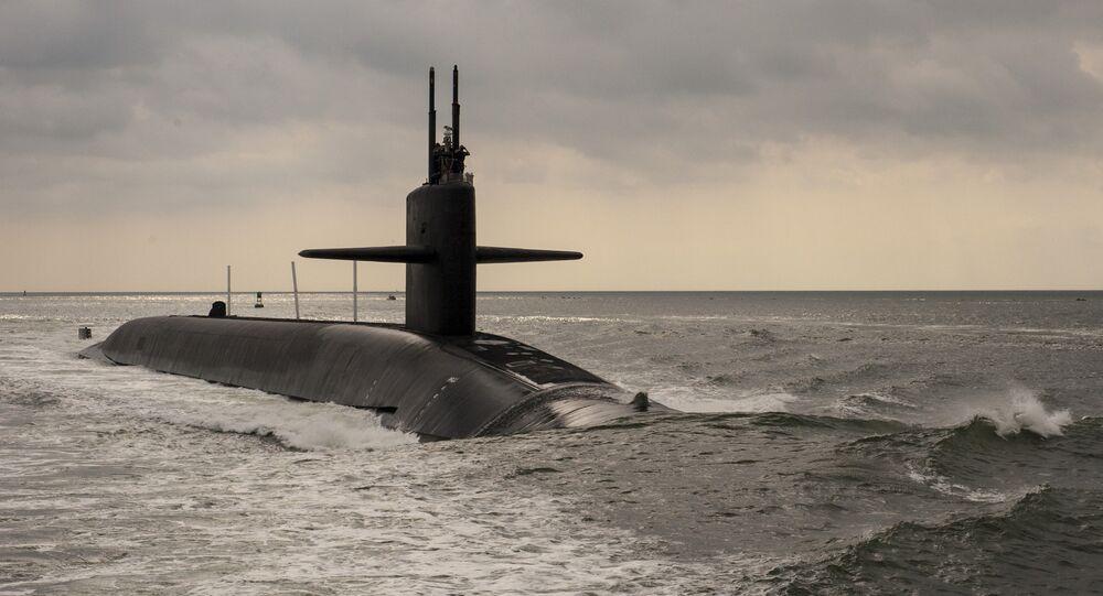 Sottomarino nucleare USA di classe Ohio