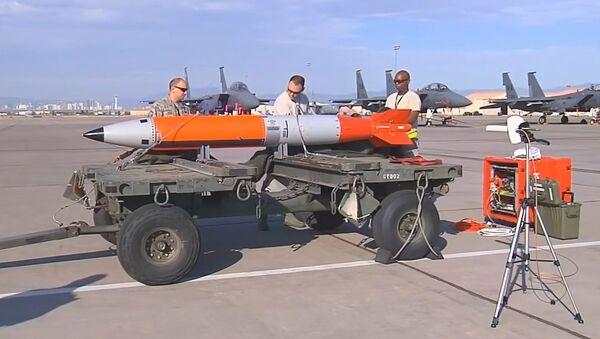 Nuclear Bomb B61 12 - Sputnik Italia