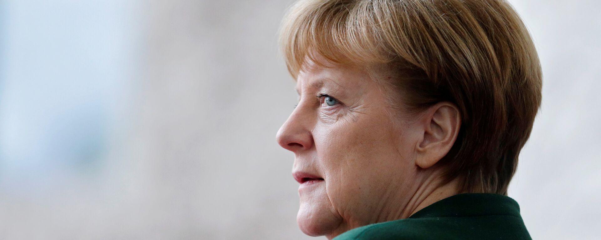 Angela Merkel  - Sputnik Italia, 1920, 13.08.2019