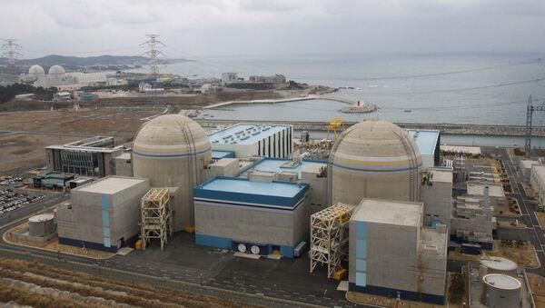 Centrale nucleare in Corea del Sud - Sputnik Italia