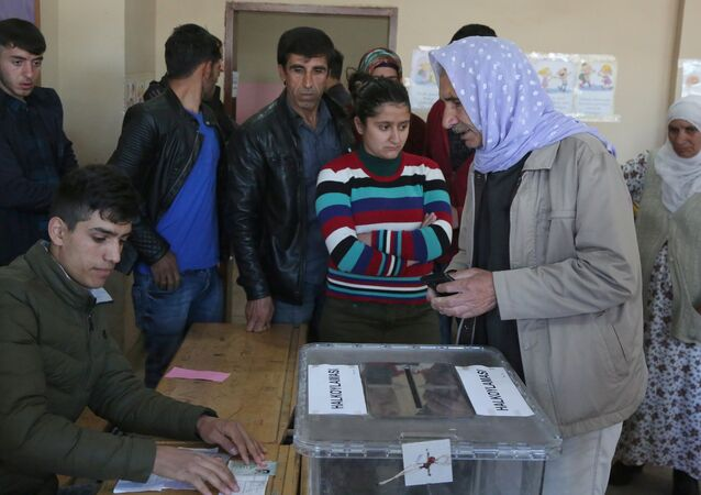 Referendum costituzionale in Turchia