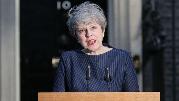 Il primo ministro del Regno Unito Theresa May. - Sputnik Italia